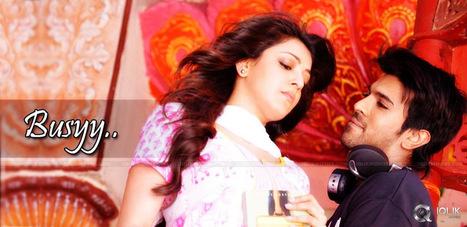 Ram Charan and Kajal Agarwal busy in Song Filming   Andhraheadlines   Scoop.it