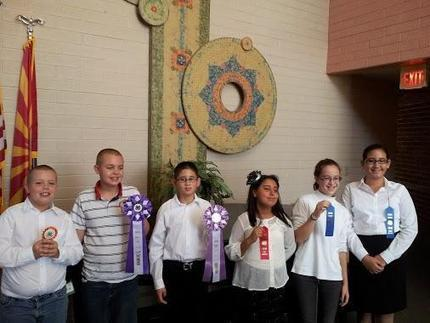 Local 4-H club competes at county wide competition | Douglas (AZ) Dispatch | CALS in the News | Scoop.it