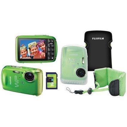 ^_^  600008009 Fujifilm FinePix Z33WP 10MP Waterproof Digital Camera with 3x Optical Zoom (Green Summer Lite Bundle) Fujifilm | Digital Camera Deals Black Friday | Scoop.it