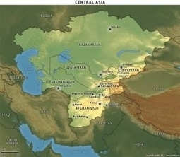 Central Asia And Afghanistan: A Tumultuous History | Meagan's Geoography 400 | Scoop.it