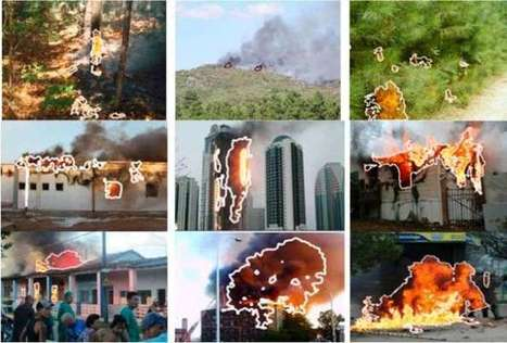 New automatic forest fire detection system by using surveillance drones | drones | Scoop.it