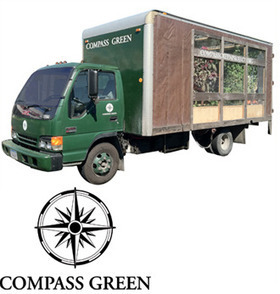 Compass Green — A Mobile Greenhouse Project | School Gardening Resources | Scoop.it