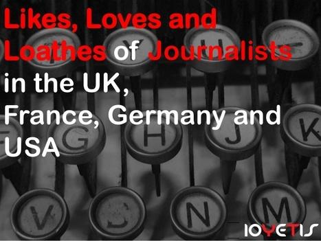 Les pratiques et préférences des journalistes | DocPresseESJ | Scoop.it