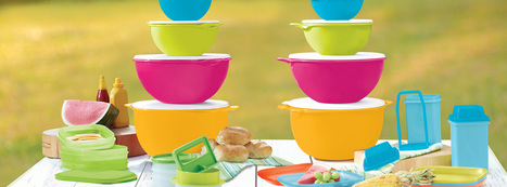 TAKE IT OUTSIDE! | May Tupperware Specials | Scoop.it