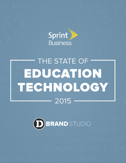 State of Education Technology: 2015 Annual Survey Report | immersive media | Scoop.it