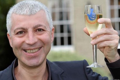 LOOK: Britain's Luckiest Man Wins Lottery AGAIN | Strange days indeed... | Scoop.it