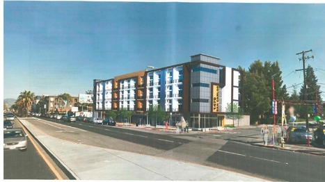 West San Carlos micro apartments proposed for used car lot - Silicon Valley Business Journal | Real Estate in Silicon Valley | Scoop.it