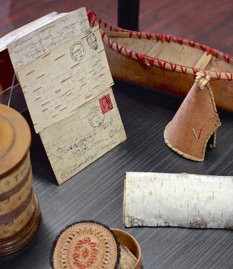 Soulever l'écorce... | L'Etablisienne, un atelier pour créer, fabriquer, rénover, personnaliser... | Scoop.it
