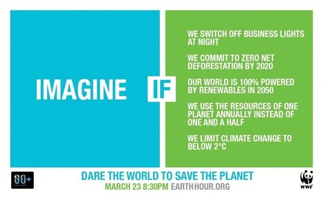 Sustainable Events Management at Earth Hour 2013 | Trends in Sustainability | Scoop.it