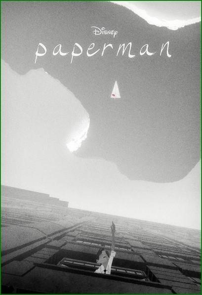 «Paperman», le nouveau court métrage des studios Disney. | au secours j'ai un blog !! | Graphisme up | Scoop.it