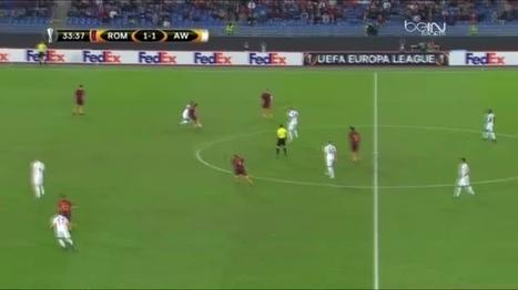 Europa League: Totti es eterno: la asistencia con el exterior que te dejará loco - Marca.com | @Futbol Baseymas | Scoop.it