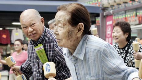La durée de vie s'allonge, mais nous vivons malades plus longtemps   Chair et Métal - L'Humanité augmentée   Scoop.it