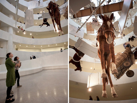 360 by Maurizio Cattelan | What Surrounds You | Scoop.it