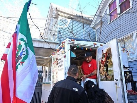 Mexican-Food Truck Keeps Home Cooking - New Haven Independent | Mexican and Nutritious Cuisine | Scoop.it