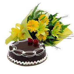 Send cakes to India Online - Giftblooms | Gift Shop | Scoop.it