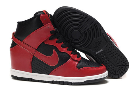 Sale 2013 Nike Dunk Sky High Liberty Women Shoes - Angry Birds Nikes, Nikes Superman,Super Mario Nike : Nike High Tops Transformers Mario Mickey Minnie Mouse Nike Dunk shoes for sale, If you like t... | Captain Ameica Nike Shoes | Scoop.it