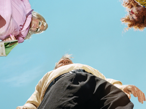 Alex Prager's knee-high perspective | What's new in Visual Communication? | Scoop.it