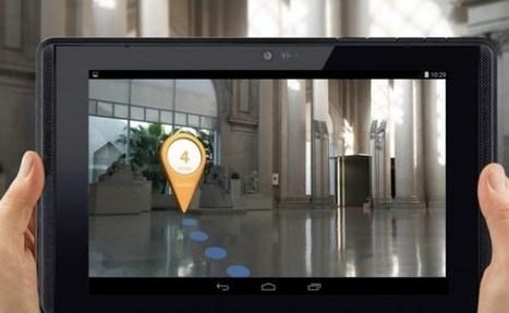 #SoLoMo: Google demuestra el uso de Project Tango para visitar museos con Realidad Aumentada   Augmented Reality & VR Tools and News   Scoop.it