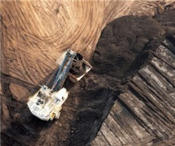 Using natural gas to mine for oil sands - a strategy by Shell and Caterpillar | Sustain Our Earth | Scoop.it