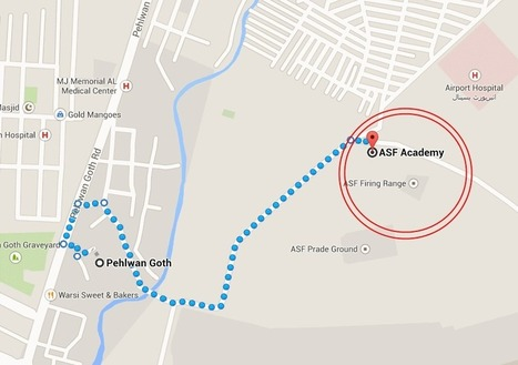 Another Militant attack at Karachi Airport's ASF Camp | bradkerkostka | Scoop.it