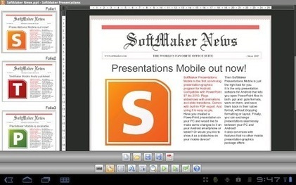 Office 2012: Presentations - Android Apps on Google Play | Aprendiendo a Distancia | Scoop.it