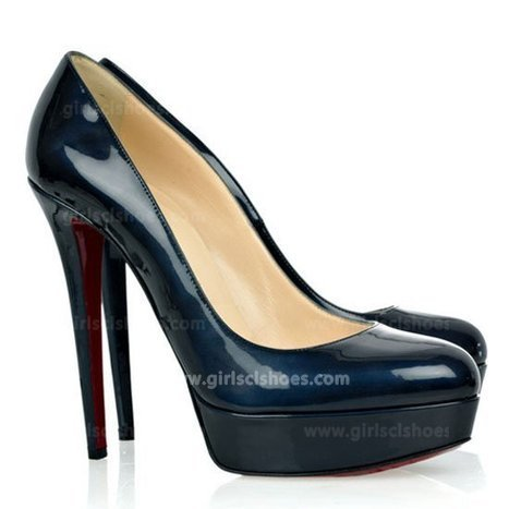 140mm Patent Leather Christian Louboutin Pumps Bianca Black [Black Christian Louboutin Pumps] - $126.00 : Christian Louboutin 2013 Sale with Discount Price | Christian Louboutin Shoes | Scoop.it
