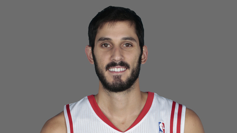 Rockets forward Casspi invited to The White House | Judaism, Jewish Teens, and Today's World | Scoop.it