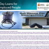 Pay day Loans for Unemployed People
