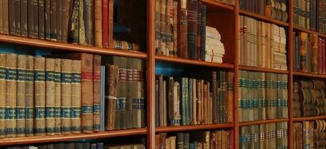 Il crée une bibliothèque infinie sur Internet, en hommage à la ... - Slate.fr | Baboué ? | Scoop.it
