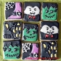 Creepy, Crawly, Gory, Ghoulish, Spooky, Scary Halloween Dessert Recipes | Halloween Crafts, Decorations, Costumes And Treats | Scoop.it