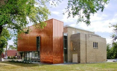 Movement Disorder Clinic / Cohlmeyer Architecture Limited | Idées d'Architecture | Scoop.it