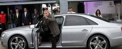 ¿De qué se reía Mourinho a su llegada a Valdebebas? - Mundo Deportivo | DEPORTES | Scoop.it
