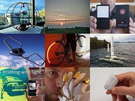 Crowdfunding: 10 projets étonnants financés par les internautes | Dans l'actu | Doc' ESTP | Scoop.it