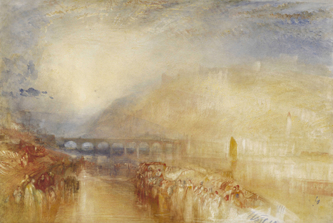 Scottish National Gallery keeps with a century-old tradition of showing Turner watercolours   Culture Scotland   Scoop.it
