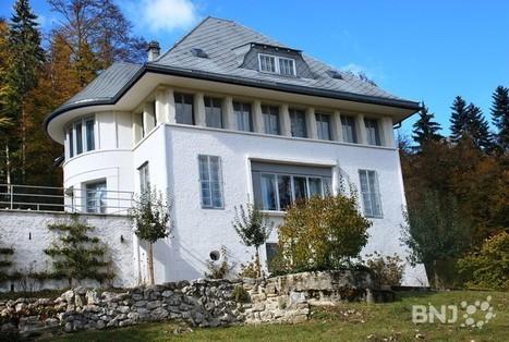 La Maison blanche est centenaire - RTN   Le Corbusier   Scoop.it