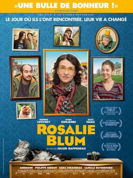 Rosalie Blum / Julien Rappeneau | Nouveautés DVD | Scoop.it