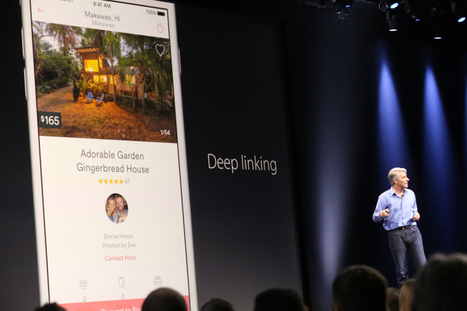Apple Lets You Search Within Apps With A Deep Link Search API In IOS 9 | Mobile publishing | Scoop.it