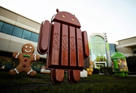 Google Android 4.4 KitKat SDK now available - Android Authority | Android Discussions | Scoop.it