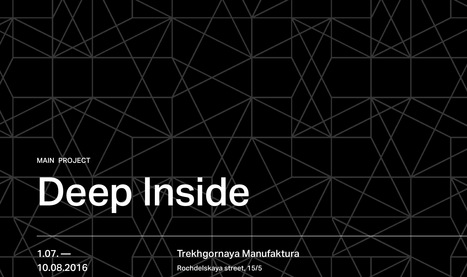 "01.07 > 10.08.2016 - Project ""Deep Inside"" - 5th Moscow International Biennale for Young Art 