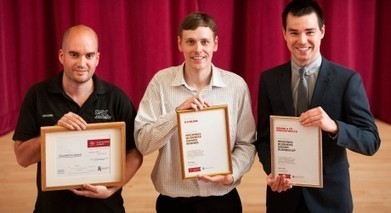 West Lothian top young entrepreneurs win youth business award | allmediascotland…Your key to the media | Business Scotland | Scoop.it