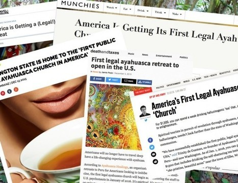 "A Closer Look At That ""First Legal Ayahuasca Church In America"" Story You've Seen Hyped In The Media - Reset.me 