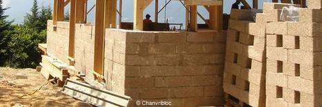 La brique de chanvre dédiée à utilisations diverses – ETI Construction | Chanvre | Scoop.it
