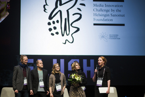 Long Play wins the Uutisraivaaja media innovation challenge | The Future of Social Media: Trends, Signals, Analysis, News | Scoop.it