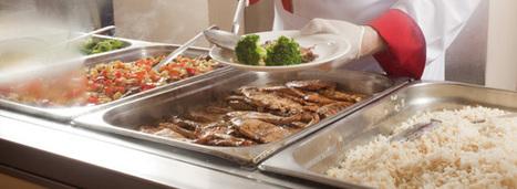 Le gaspillage de nourriture coûte cher à la cantine et au climat | Alimentation Santé Environnement | Scoop.it