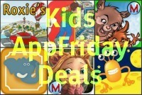 Kids App Friday Deals: 23 September 2011 - Fun Educational Apps: Best Apps for Kids Reviews iPad / iPhone / iPod | iPads and Other Tablets in Education | Scoop.it