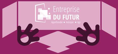 Les innovations - Congrès Entreprise DU FUTUR | Le Mag Visiativ | Scoop.it
