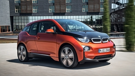 BMW i3: Cheap, mass-produced carbon fiber cars finally come of age | ExtremeTech | Bring back UK Design & Technology | Scoop.it