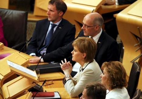 JP Morgan says Scottish independence, new currency now its 'base case' | My Scotland | Scoop.it