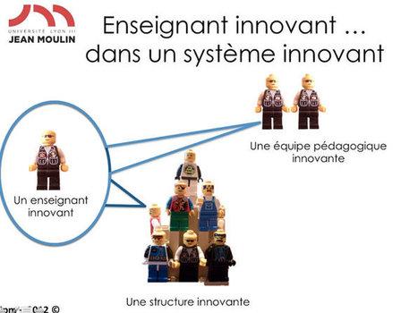 Et si l'enseignant innovant était un concept utile pour … ne pas ... - serious games et du ludo-éducatif | numérique | Scoop.it