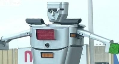 Robots que controlan el tráfico - Sin Mordaza | Vida diaria en las ciudades del mundo | Scoop.it